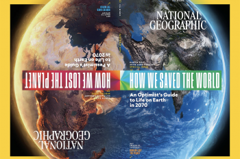 National Geographic Receives Four National Magazine Award Nominations