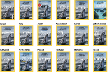 May Magazine Covers From Around the World