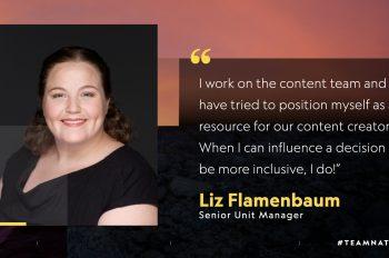 5 Questions With… Liz Flamenbaum, Senior Unit Manager