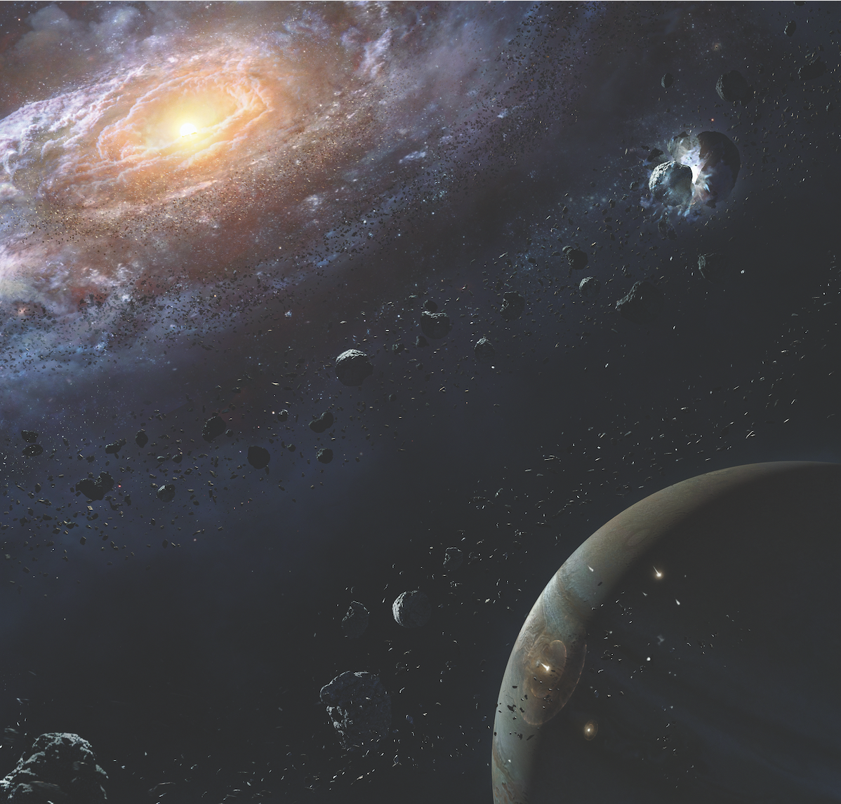 NATIONAL GEOGRAPHIC REMAPS SOLAR SYSTEM THROUGH A BRAND-NEW DIGITAL INTERACTIVE EXPERIENCE